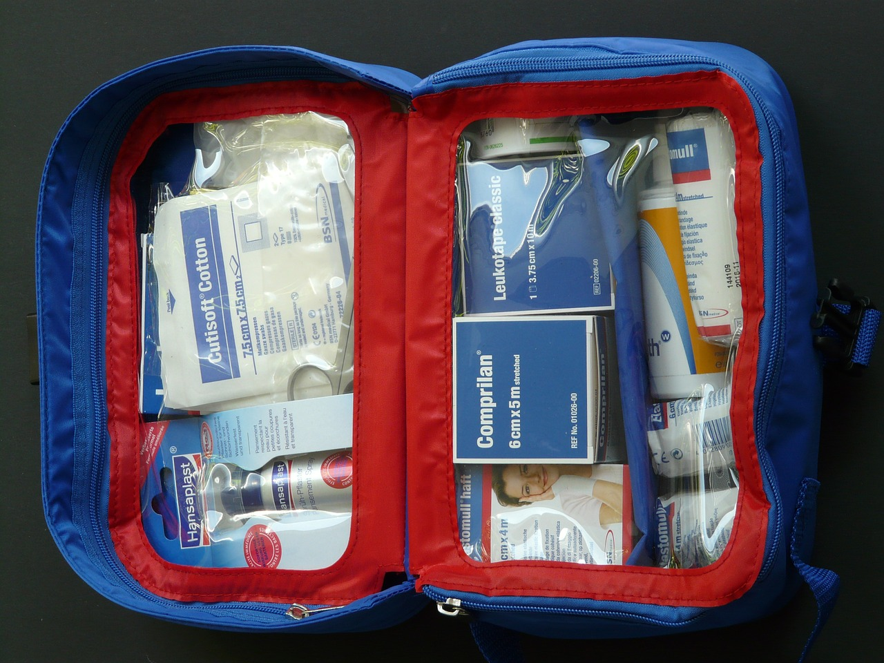 List Of Medicines To Bring While Travelling
